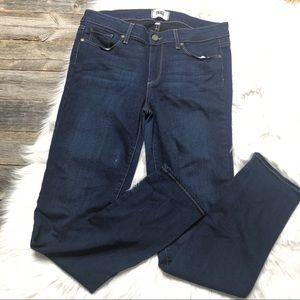PAIGE Jeans - Paige Womens 31 Skyline Skinny HUGO Wash
